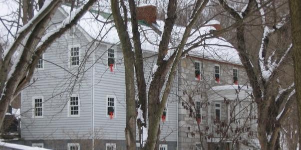 Stone House - December
